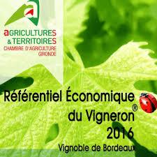 chambre agriculture bordeaux inno vin référentiel économique du vigneron 2016