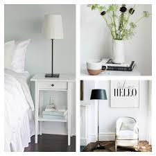 deco chambre adulte blanc chambre à coucher objets deco chambre blanche idée déco chambre
