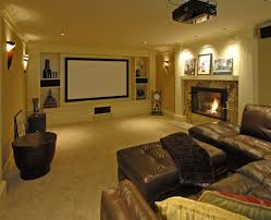 Modern Media Room Ideas - home media room designs home theater design basics home theater