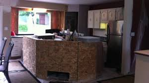 Split Level Home by Kitchen Renovation 70 U0027s Bi Level Youtube