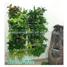 garden walls hydroponic systems planter wall view garden wall