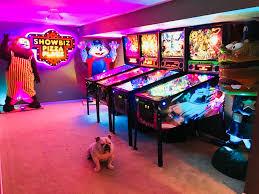 game room of the week this week in pinball