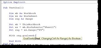 dataprose org range object