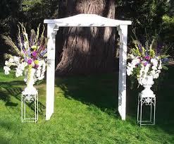 wedding arch rentals arch cape winds white rebel party rentals