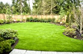 Landscaping Ideas For Big Backyards by Low Maintenance Landscaping Ideas For Front Yard Gif Andrea Outloud