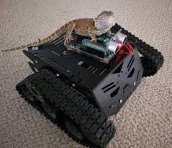 Sqrt 261 Dfrobot Devastator Tank Robot Part 2 Raspberry Pi Python Code
