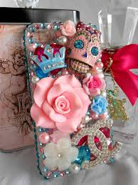 betsey johnson day of the dead sugar skull iphone 4s u0026 4g bling