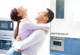 amour dans la cuisine heureux en amour câ dans la cuisine à domicile