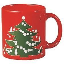 christmas mug waechtersbach christmas tree mug coffee cups mugs