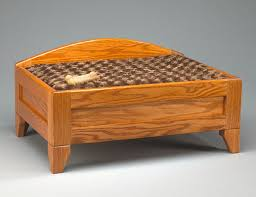 Woodworking Plans For Beds by Free Diy Dog Bed Woodworking Plans Minwax