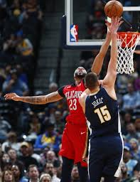 pelicans fade late fall to nuggets in overtime final score