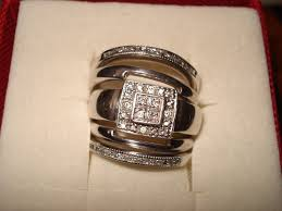 wedding ring sets south africa 9ct gold wedding set clasf