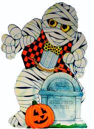 vintage halloween clovercity