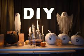 Make At Home Halloween Decorations by How To Make Homemade Halloween Decorations