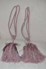 Shabby Chic Tie Backs by Laura Ashley Tie Backs Ebay