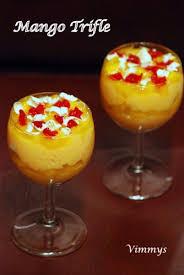the 25 best mango trifle recipes easy ideas on pinterest mango