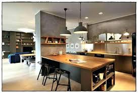 cuisine avec ilot table ilot central pour cuisine ilot central cuisine table cuisine avec
