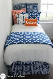 Blue And Coral Bedding Coral Orange Dorm Room Bedding