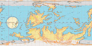 07 World Map by The Piazza U2022 View Topic Thalassa U0027s Physical World Map With