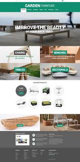 website template 52479 garden outdoor furniture custom website