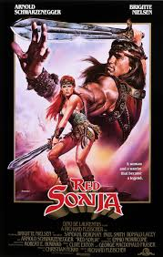 red sonja movie posters pinterest red sonja movie and film