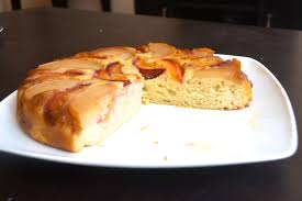 peach upside down cake sweet tooth