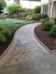 Patio Stone Ideas by Patio Stone Walkway Ideas Patio Walkway Ideas Paver Walkways