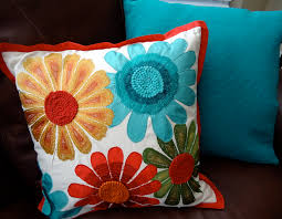 Pier One Pillows And Cushions Tips Add Comfort To Your Home With Crate And Barrel Throw Pillows