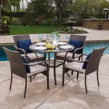 Small Patio Dining Set Outdoor Dining Sets For 4 Video And Photos Madlonsbigbear Com