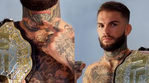 tour garbrandt explains his tattoos and how