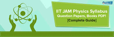 jam exam pattern 2016 iit jam physics 2019 everything you need to know about the exam