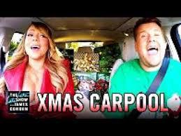 all i want for christmas u0027 carpool karaoke youtube