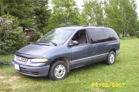 1994 plymouth grand voyager information and photos zombiedrive