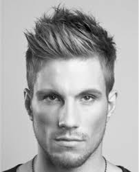 mens haircuts and how to cut them the peaked side crop hairstyle hair pinterest cropped
