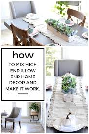 reasonable home decor how to mix high end and low end home décor and make it work how