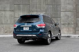 nissan armada rear 2013 nissan pathfinder platinum verdict motor trend
