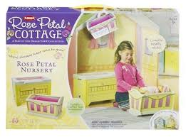 Dream Town Rose Petal Cottage Playhouse by Amazon Com Hasbro Dream Town Rose Petal Cottage Rose Petal