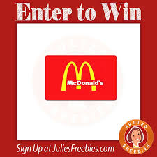 mcdonalds e gift card the 25 best mcdonalds gift card ideas on appreciation