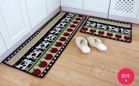tapis de cuisine antiderapant lavable cuisine naturelle