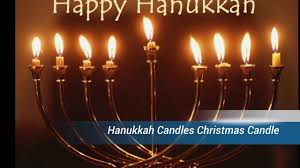 hanukka candles hanukkah candles christmas candle