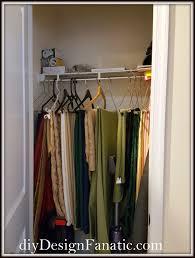 diy design fanatic transforming a coat closet