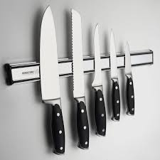 Magnetic Strips For Kitchen Knives Ironstone Aluminum Magnetic Knife Bar U2013 38cm The Perfect Steak