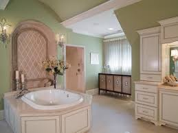 Shabby Chic Bathroom Ideas Bathroom French Country Bathroom Idea With Oval Mirror And