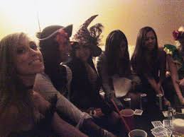 halloween party girls drunken girls at halloween party in tustin ca a photo on