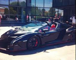 lamborghini veneno for sale lamborghini veneno roadsters shining in front of the factory