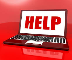 Laptop Help Desk Get Free Stock Photo Of Help On Laptop Shows Customer Service