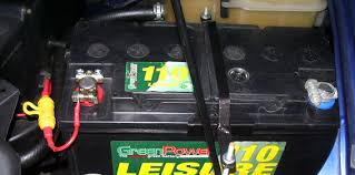 fitting a leisure battery to a mazda bongo 8 steps