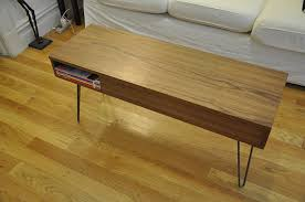 Plywood Coffee Table Stunning Plywood Coffee Table Diy Midcentury Modern Coffee Table