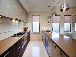 Galley Kitchen Designs Layouts Kitchen Electric Range Small Galley Kitchen Designs Efficient