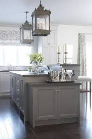 grey kitchen cabinets with brown wood floors pin by leonis robinson on kitchens home kitchens